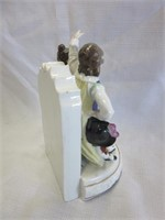 Imperial Style Porcelain Figural Piece