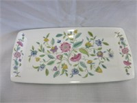 Porcelain Haddon Hall MINTON Tray