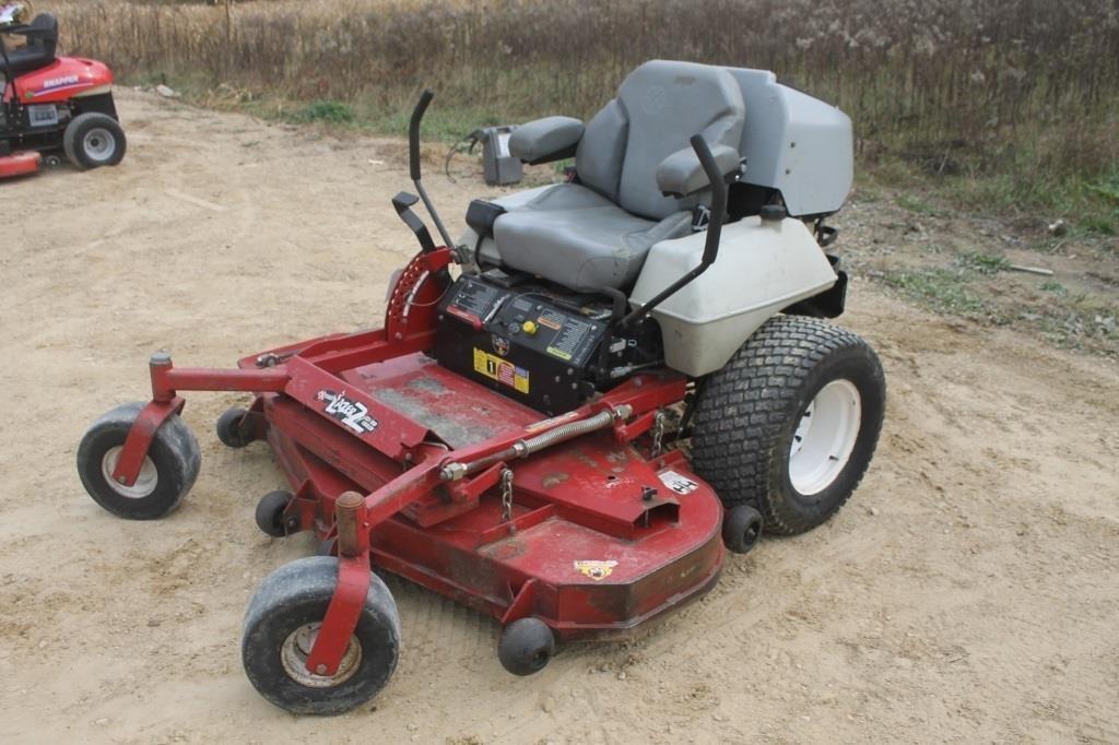 Exmark Lazer Z Zero Turn Lawn Mower With 62 Quot Deck