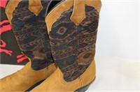 Dingo Western Boots  - Size 6