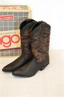 Dingo Western Boots  - Ladies Size 6.5