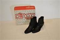 Dingo Leather Boots  - Ladies Size 6.5