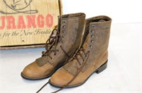 Durango Leather Boots - Ladies Size 10