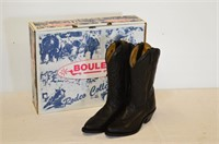 Boulet Western Boots - Size 6.5