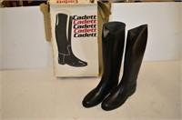 Cadett Riding Boot - Ladies Size 10