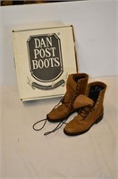 Dan Post Leather Boots - Ladies Size 6