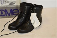 Acme Leather Boots - Ladies Size 8