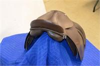 """16"""" Leather English Saddle"""