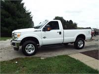 Truck online November 19