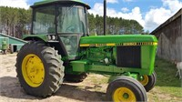 October Harvest Consignment Auction