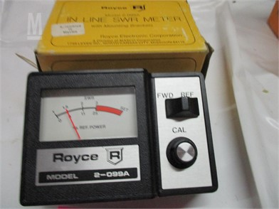 Royal Radios Collectibles Auction Results - 1 Listings