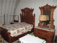 Victorian Style Bedroom suite