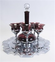 Large Collection of Farber Bros Barware