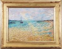 Theo. Van Rysselberghe, Oil