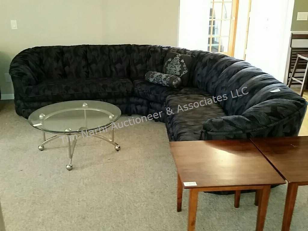 Awe Inspiring Art Van 2Pc Sectional Sofa Sofa Only Tim Narhi Theyellowbook Wood Chair Design Ideas Theyellowbookinfo