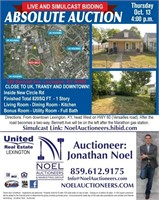 829 Bennett  Ave Absolute Auction