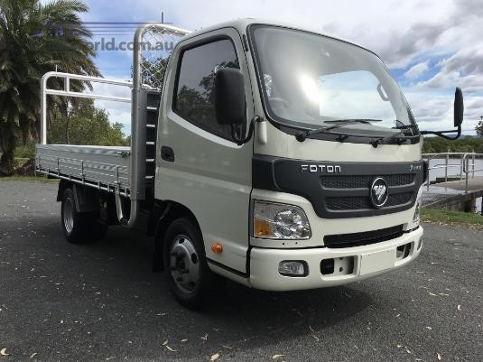 2018 Foton ISF 2.8 SWB - Trucks for Sale