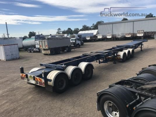 2012 Kruger ST-3-38 Coast to Coast Sales & Hire - Trailers for Sale