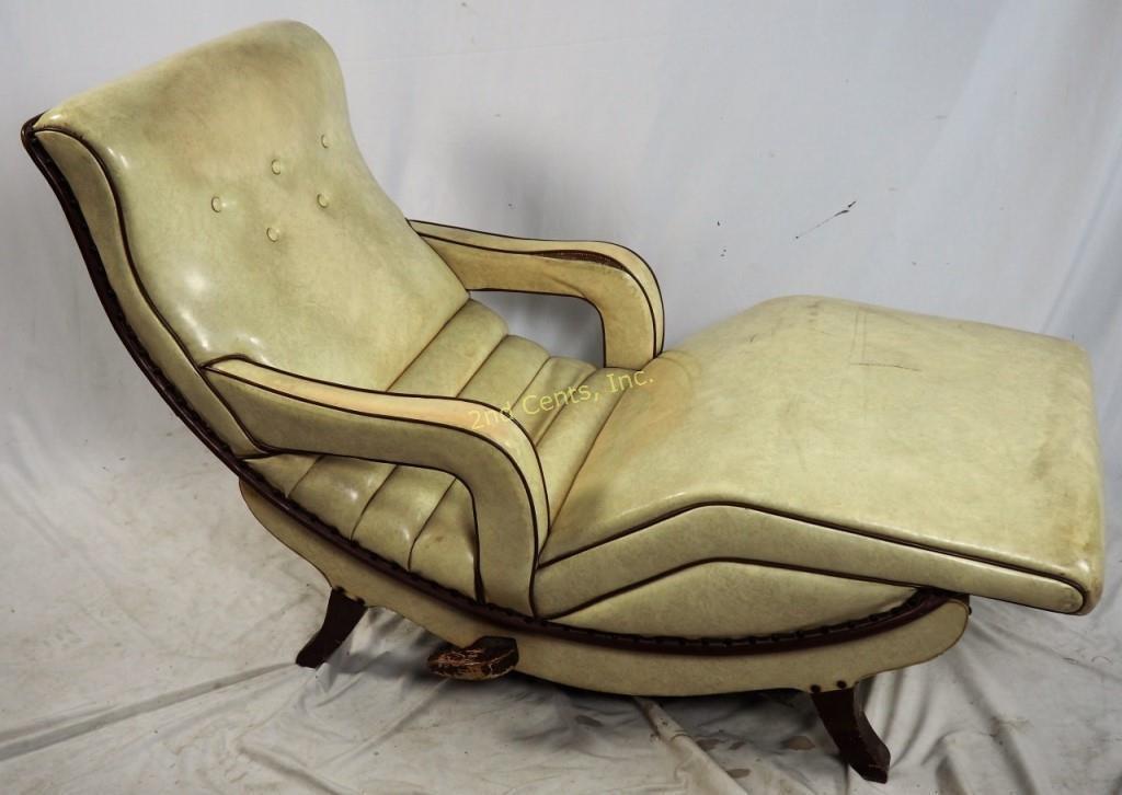 Pleasing 1960S Mid Century Contour Recliner Chair Vintage 2Nd Short Links Chair Design For Home Short Linksinfo