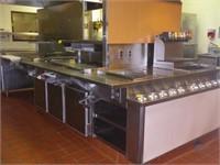 Restaurant Equipment & Furnishings Liquidation