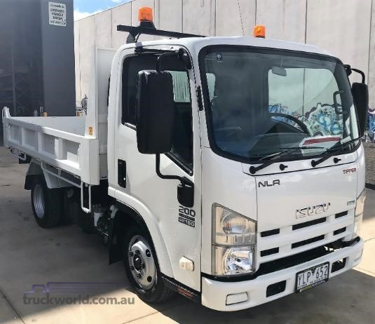 2011 Isuzu NLR 200 Trucks for Sale