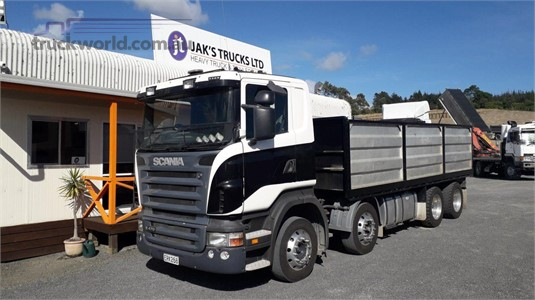 2008 Scania R470 Trucks for Sale