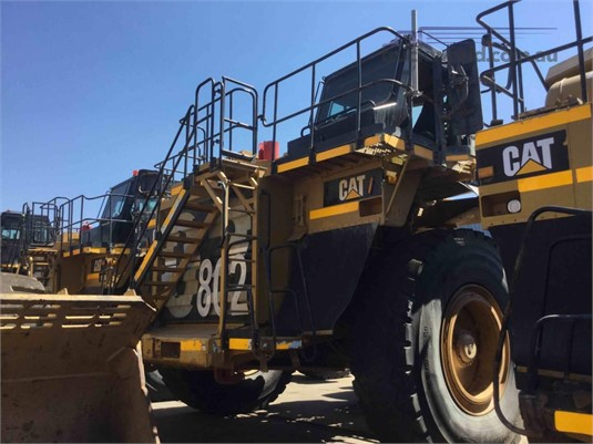 2010 Caterpillar 785D Heavy Machinery for Sale