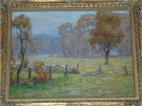 Estate Auction, Paintings, Bronzes, Art Glass, & More