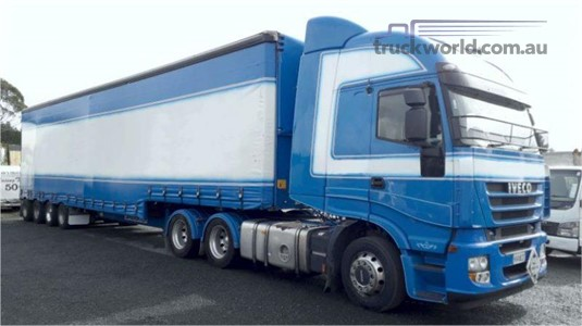 2013 Iveco STRALIS 270 - Trucks for Sale