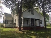 Online Only Real Estate Auction - 2 Properties to be Sold