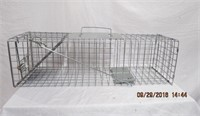 New ADVRNTEK Safety lock trapping cage