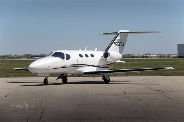 2016 CESSNA CITATION MUSTANG For Sale In Wichita, Kansas