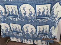 Summer weight bedspread 101 X 86""