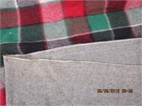"""2- 78 X 64"""" wool blankets and 1- 67 X 56"""""""