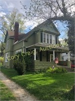 Dorothy Thurman Real Estate Auction Online Only