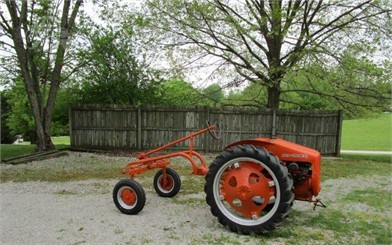 ALLIS-CHALMERS Tractors For Sale In Mount Vernon, Indiana - 22