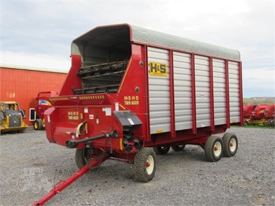 Forage Wagons For Sale In North Java, New York - 25 Listings