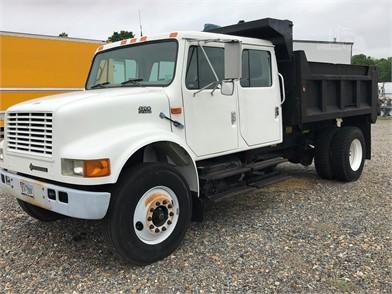 INTERNATIONAL 4900 Dump Trucks For Sale - 80 Listings | TruckPaper