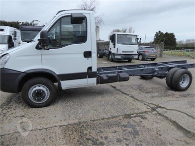 Used IVECO DAILY 65C18 Trucks for sale in the United Kingdom