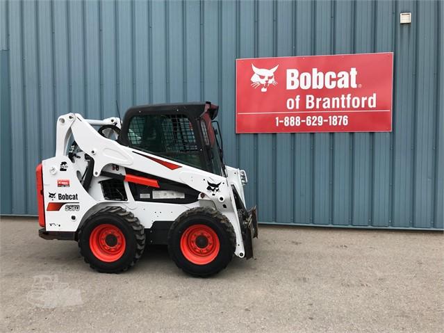 Bobcat Of Brantford >> 2018 Bobcat S570 For Sale In Brantford Ontario Canada