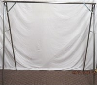 Collapsible coat rack 60""