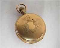 Ladies Waltham pocket watch (working)