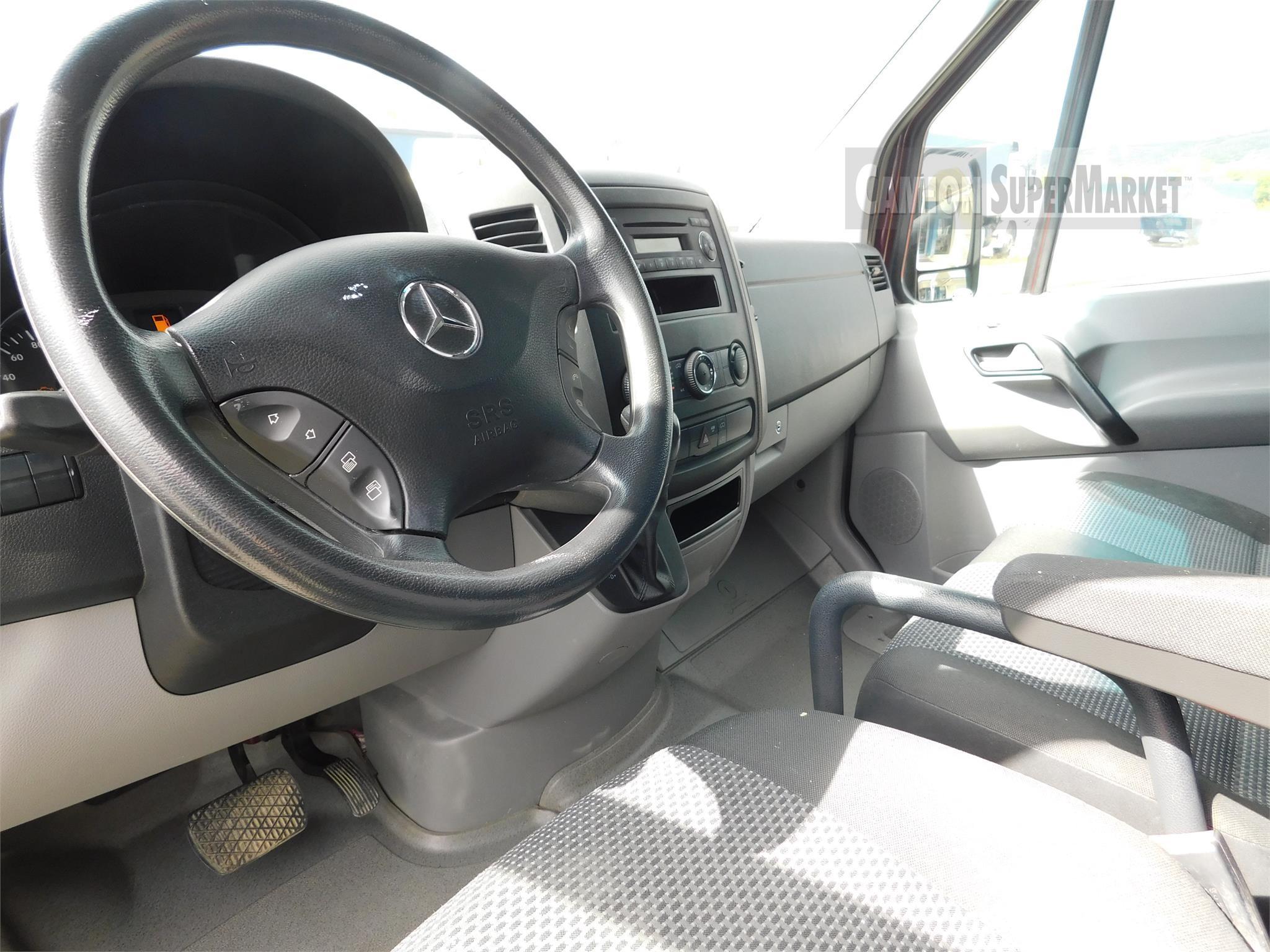 Mercedes-Benz SPRINTER 313 Uzywany 2013 Umbria