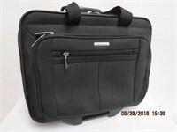 Samsonite lap top/ brief case on wheels