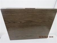 "Metal folding table 60 X 23.5"""
