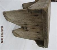 """Foot  stool 15 X 10 X 12"""""""