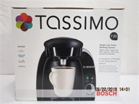 Tassimo Bosch single cups brewing system T20