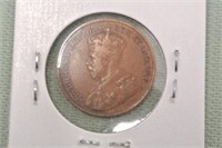 1916 Canadian Penny
