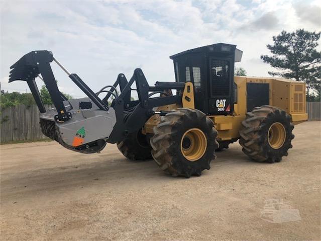 2015 CAT 563C For Sale In Longview, Texas