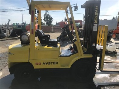 HYSTER H60XM For Sale - 12 Listings | MachineryTrader com - Page 1 of 1